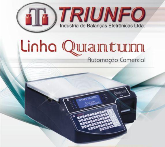 Balança com impressora integrada