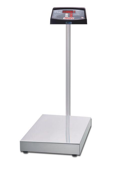 Balança plataforma 300kg preço